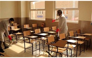 تخصیص اعتبار ۱۰۰۰ میلیار ریالی برای گندزدایی مدارس در شروع امتحانات خردادماه