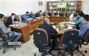 برگزاری اولین نشست کمیته نظارت بر ثبت نام دانش آموزان در شیروان