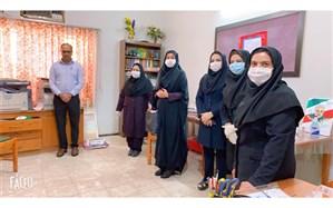 اجرای داوری مسابقات فرهنگی هنری مرحله شهرستانی در امیدیه