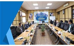 برگزاری جلسه کمیته استانی با موضوع پیشگیری و کنترل شیوع کروناویروس