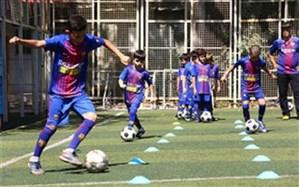 ممنوعیت فعالیت ورزشی تیم ها و مدارس فوتبال گیلان