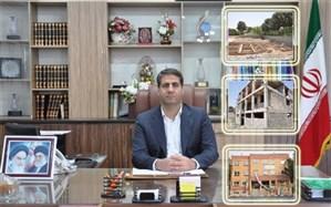 مساعدت صندوق قرضالحسنه بابالحوائج قصطانک در ساخت مدرسه دکتر شریعتی شهر وحیدیه