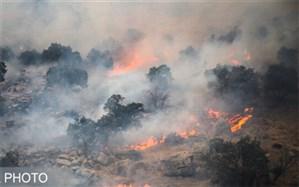 زاگرس در شعلههای غفلت و نداری سوخت