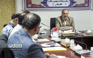 کاظمی: راهبردها و سیاستهای سردار سلیمانی تدوین شده  و تا مهر امسال به مدارس ابلاغ میشود