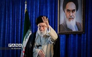سخنرانی تلویزیونی رهبر انقلاب در سالروز رحلت امام خمینی(ره)