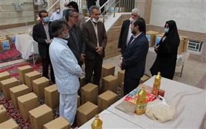 توزیع 400 بسته حمایتی توسط مدارس غیردولتی استان فارس در بین دانشآموزان شیرازی