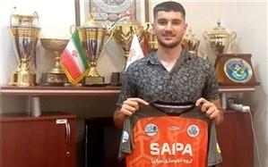 ستاره جوان تیم ملی ایران به سایپا پیوست