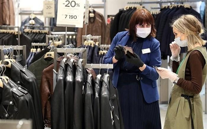 کاهش درآمد بیش از ۴۰ درصد روسها در پی شیوع کرونا