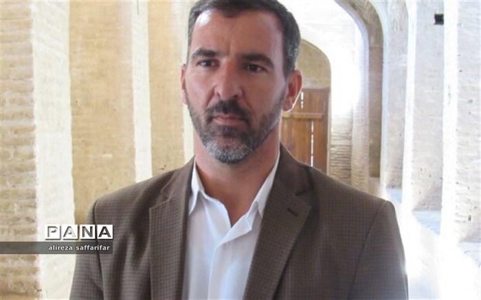 ضبط برنامه مستند میراث ماندگار در اردستان