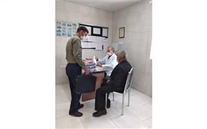 واکسیناسیون و معاینه حجاج بیت الله الحرام در استان زنجان توسط سه پزشک انجام می شود