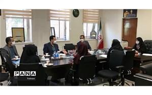 نشست شورای نظارت و هماهنگی پیش دبستان منطقه۳