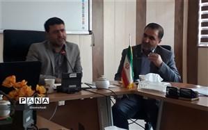 شاه منصوری: برگزاری امتحانات نقطه عطف آموزش و پرورش است
