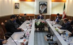 برگزاری جلسه کارگروه تخصصی آموزش مدیریت بحران در مدارس اردبیل