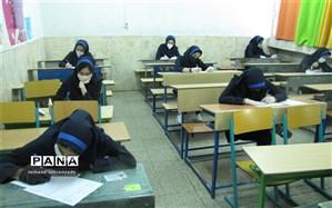 مدیر دبیرستان حمزه ربیعی: برای برگزاری امتحانات پروتکل های بهداشتی را دقیق رعایت می کنیم
