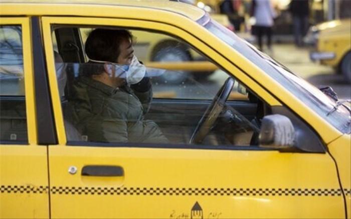 راننده تاکسی-کرونا