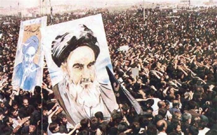 تصاویری از سوگواری مردم در غم از دست دادن امام خمینی