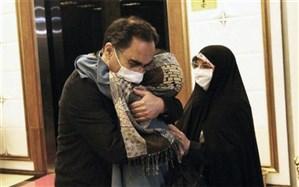 دانشمند ایرانی زندانی در آمریکا به وطن بازگشت
