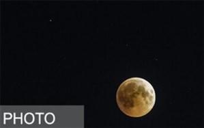 ماه گرفتگی ۱۶ خرداد از نوع نیم سایه است