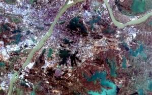 ردیابی مبتلایان کرونا ویروس در نواحی فقیر نشین از طریق ماهوارها