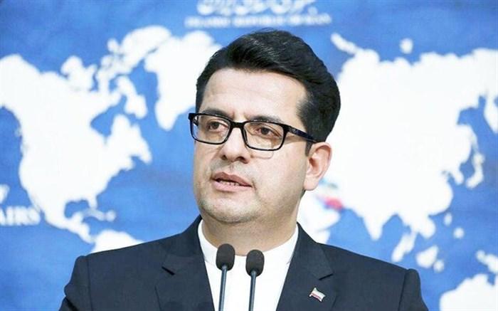 واکنش سخنگوی وزارت خارجه به اظهارات مداخله جویانه مقامات فرانسوی