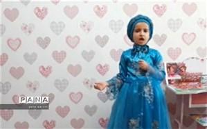 آنیسا طاهرخانی شاهنامه خوان اول کشور شد
