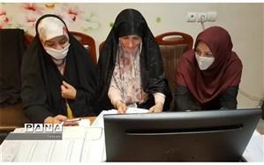 برگزاری مسابقه مجلات رشد ویژه مدیران و معاونین مدارس منطقه ۳ تهران