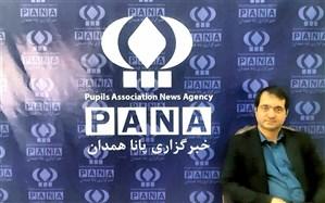 کسب رتبه ممتاز کشوری در تولید محتوای آموزشی شبکه شاد از سوی سازمان دانش آموزی استان همدان