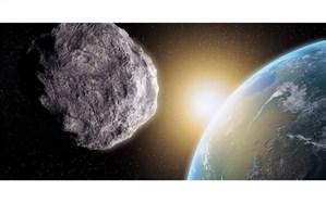 عبور سیارکی سنگی از آسمان شب های بهاری