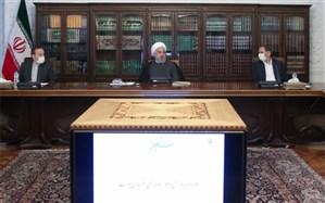 روحانی: تلاش میکنیم اقشار کمبرخوردار در تکانههای اقتصادی آسیب جدی نبینند