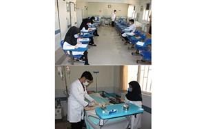آغاز حضور دانشجویان دانشگاه علوم پزشکی شیراز در کلاسهای درس