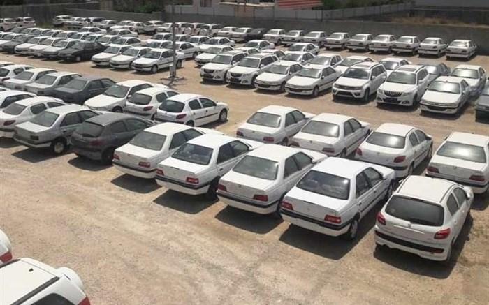 کشف ۱۱۱ خودروی احتکار شده در شرق تهران