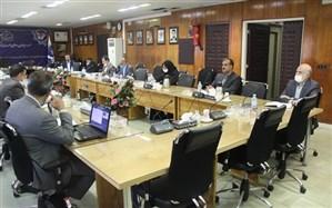 ششمین جلسه شورای معاونان و مدیران سازمان نهضت سوادآموزی برگزار شد