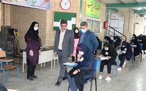 تمامی حوزه های امتحانی آموزش و پرورش بویراحمد موظف به رعایت پروتکل های بهداشتی هستند