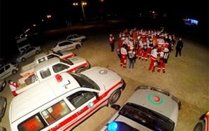آماده باش کامل ستاد مدیریت بحران دانشگاه علوم پزشکی شیراز در حادثه زلزله بیرم