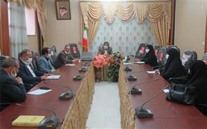 برگزاری جلسه مدیران مدارس متوسطه دوره دوم ناحیه ۲ اردبیل