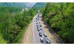 محدودیتهای ترافیکی در محورهای مواصلاتی اعلام شد