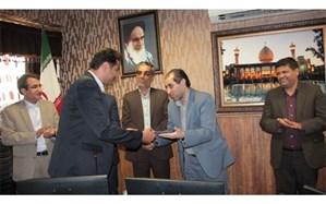 امید اسماعیلی به عنوان رییس سازمان دانشآموزی فارس معرفی شد