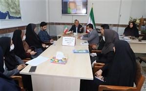 جلسه تیم پژوهشی و تحقیقاتی مدل اجرایی کارآفرینی در هنرستان های گلستان برگزار شد