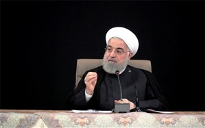 روحانی: توسعه فضای مجازی نقش موثری در مقابله با کرونا داشته است