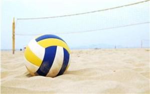تور جهانی سه ستاره والیبال ساحلی بندرعباس لغو شد