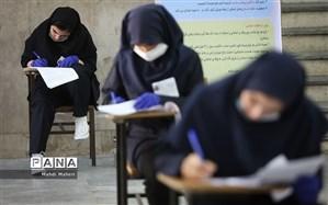غربالگری دانشآموزان قبل از ورود به جلسه امتحان؛ زدن ماسک الزامی است