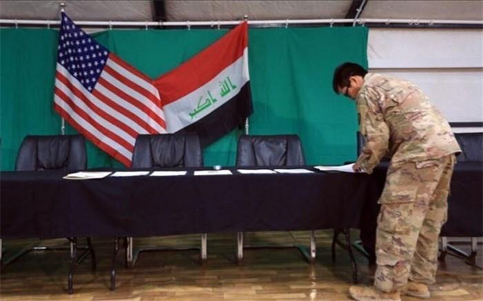 مذاکره عراق و آمریکا