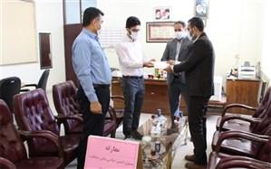 مسئول انجمن اسلامی آموزش و پرورش  منطقه  شبانکاره  منصوب شد