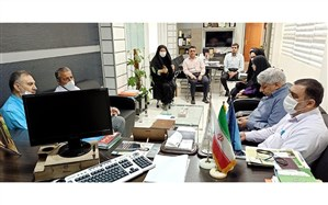 برگزاری جلسه بررسی شاخصها و عملکرد مخابرات منطقه سمنان در سال 98