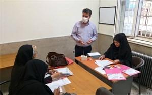 ساماندهی نیروی انسانی مدارس ابتدایی شهرستان شهریار کلید خورد