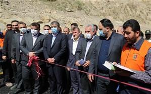 زیر گذر چلاو در جاده هراز افتتاح شد