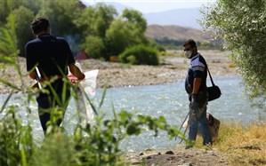 ۳۵ هزار کیلومتر از رودخانههای کشور حادثه خیز هستند