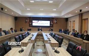 اولین جلسه کمیسیون هماهنگی تعزیرات شهرستان ابرکوه برگزارشد