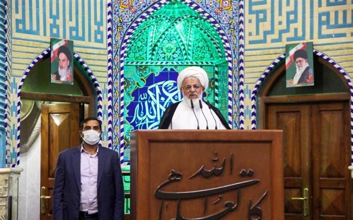 امام جمعه یزد: دشمن از قدرت و پیشرفت ایران در هراس است