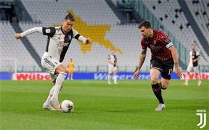 کوپا ایتالیا؛ یوونتوس با فوتبال خوابآور فینالیست شد